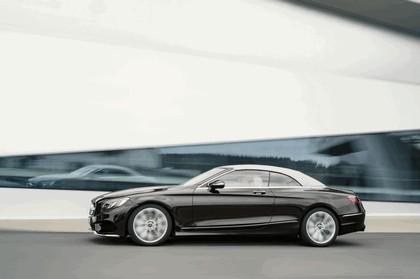 2017 Mercedes-Benz S-klasse cabriolet 13