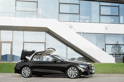 2017 Mercedes-Benz S-klasse cabriolet 17