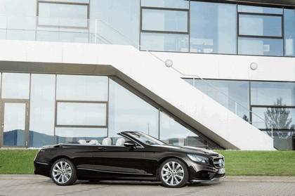 2017 Mercedes-Benz S-klasse cabriolet 18