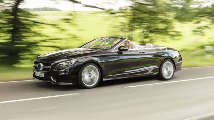 2017 Mercedes-Benz S-klasse cabriolet 5