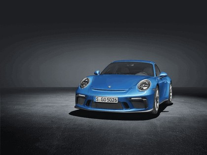 2017 Porsche 911 ( 991 type II ) GT3 with Touring Package 1