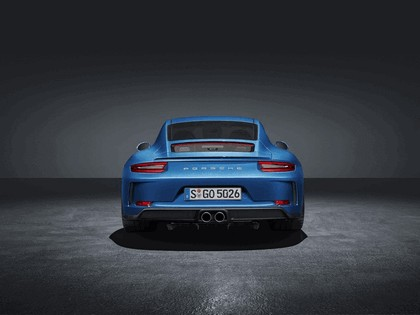 2017 Porsche 911 ( 991 type II ) GT3 with Touring Package 4