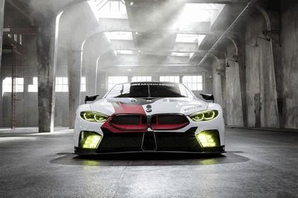 2017 BMW M8 GTE 2