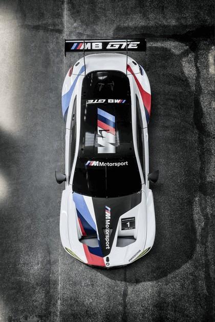 2017 BMW M8 GTE 8