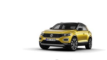 2017 Volkswagen T-Roc 1