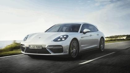 2017 Porsche Panamera Turbo S E-Hybrid Sport Turismo 1