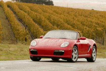 2007 Porsche Boxster 1