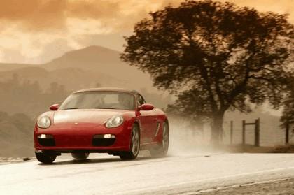 2007 Porsche Boxster 4