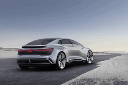 2017 Audi Aicon concept 5