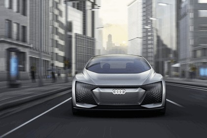 2017 Audi Aicon concept 10