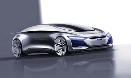 2017 Audi Aicon concept 32