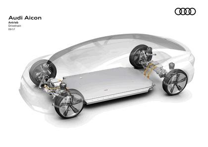 2017 Audi Aicon concept 40