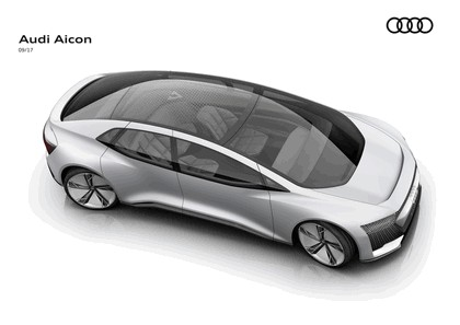 2017 Audi Aicon concept 45