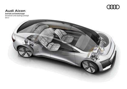 2017 Audi Aicon concept 46
