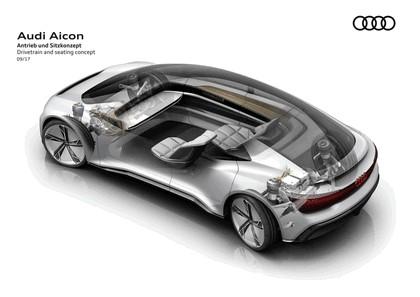 2017 Audi Aicon concept 48