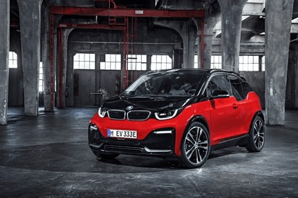 2017 BMW i3s 34
