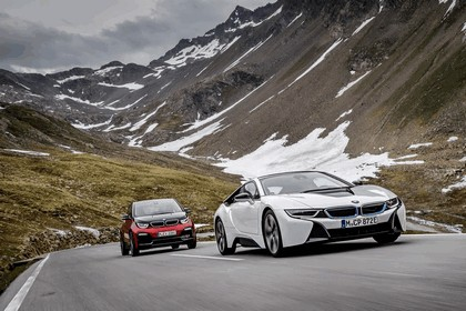 2017 BMW i3s 90