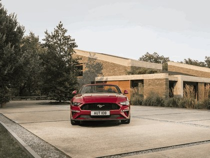 2018 Ford Mustang convertible 9