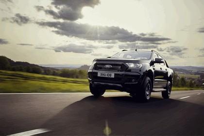 2017 Ford Ranger Black Edition 2