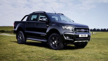 2017 Ford Ranger Black Edition 7
