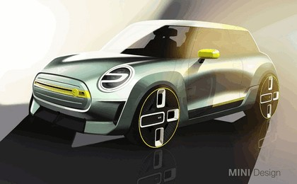 2017 Mini Electric Concept 14