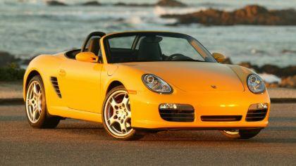 2007 Porsche Boxster S 5