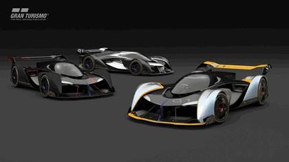 2017 McLaren Ultimate Vision Gran Turismo 7