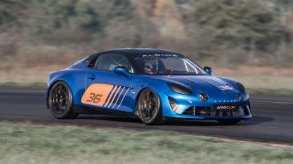 2017 Alpine A110 Cup 4