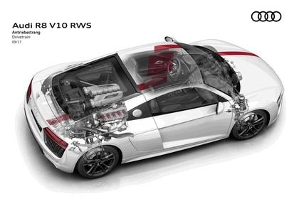 2017 Audi R8 RWS 40