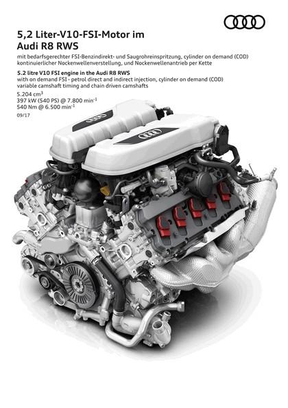 2017 Audi R8 RWS 41