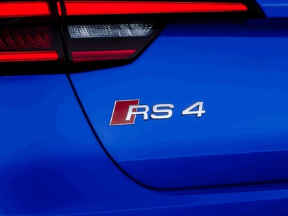 2017 Audi RS 4 Avant 18