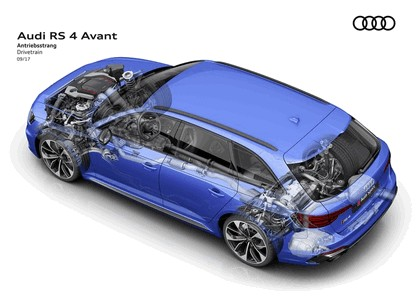 2017 Audi RS 4 Avant 32