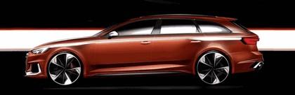 2017 Audi RS 4 Avant 36