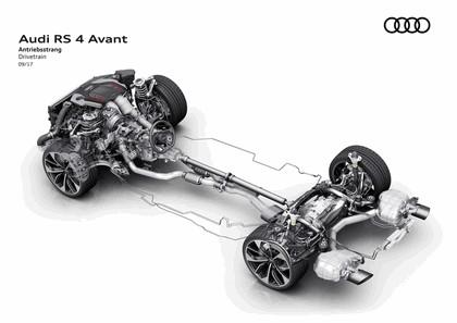 2017 Audi RS 4 Avant 37