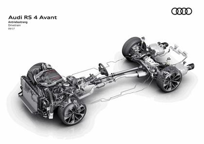 2017 Audi RS 4 Avant 38