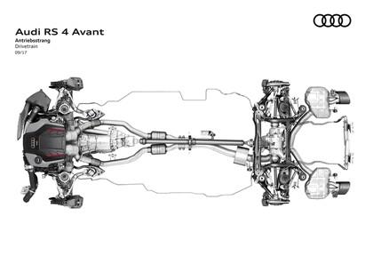2017 Audi RS 4 Avant 41