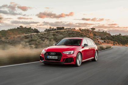 2017 Audi RS 4 Avant 45