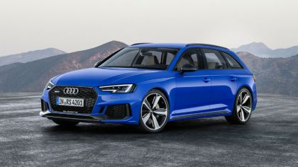 2017 Audi RS 4 Avant 4