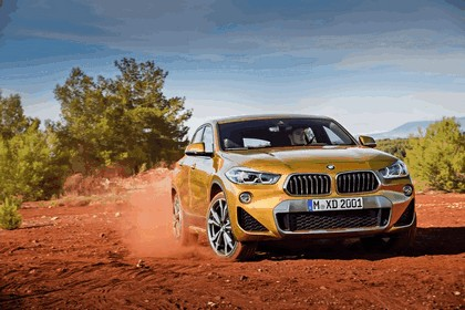 2017 BMW X2 Xdrive 20d 1