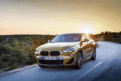 2017 BMW X2 Xdrive 20d 21