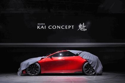 2017 Mazda Kai concept 13