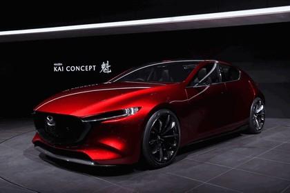 2017 Mazda Kai concept 15