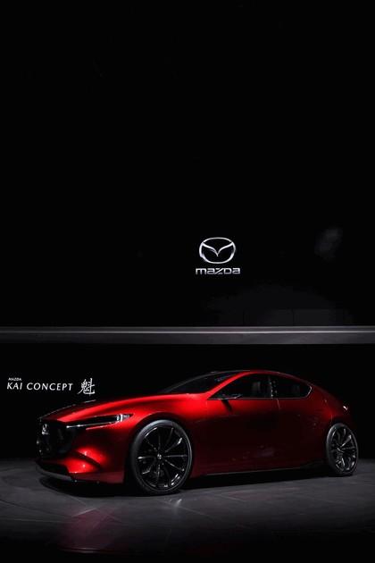 2017 Mazda Kai concept 18