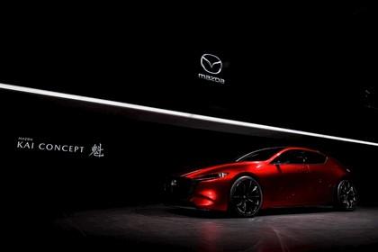 2017 Mazda Kai concept 19