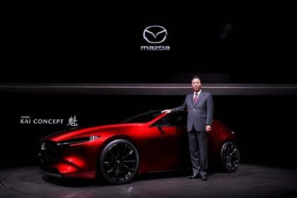 2017 Mazda Kai concept 21