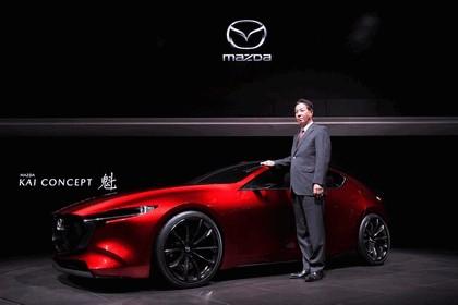 2017 Mazda Kai concept 22