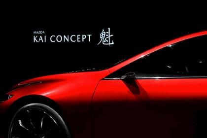 2017 Mazda Kai concept 28