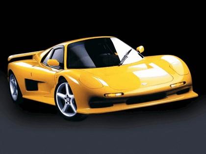 1998 Ascari Ecosse UK version 1