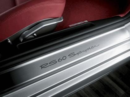 2007 Porsche Boxster RS60 spider 5