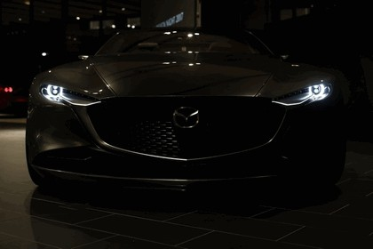 2017 Mazda Vision coupé concept 48
